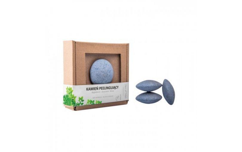 PIERRE DE PLAISIR Kamień Peelingujący do Twarzy Niebieski